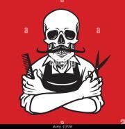 comb scissor icon hair