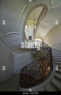Oval Staircase Stock Photos & Oval Staircase Stock Images ...
