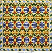 Ceramic Tile Spain Stock Photos & Ceramic Tile Spain Stock ...