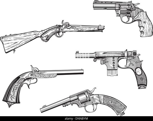 Colt Revolvers Stock Photos & Colt Revolvers Stock Images