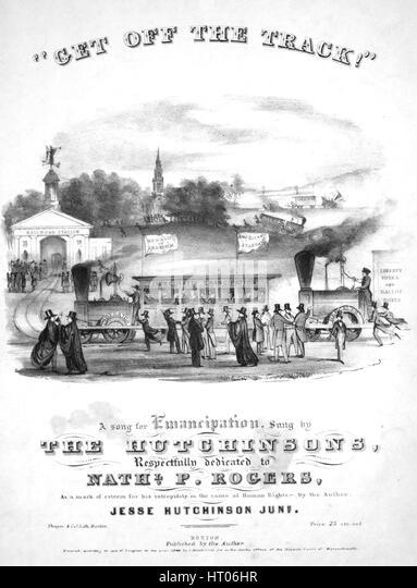1844 Lithograph Stock Photos & 1844 Lithograph Stock