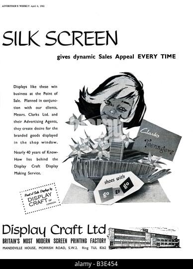 Silk Screen Printing Stock Photos & Silk Screen Printing