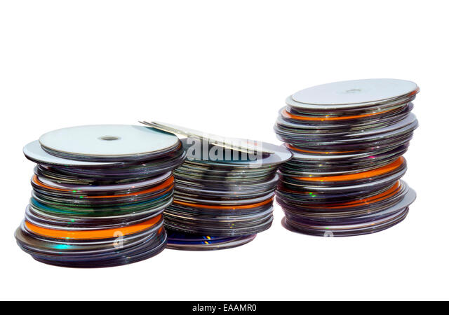 Discs Compact Stack Stock Photos & Discs Compact Stack