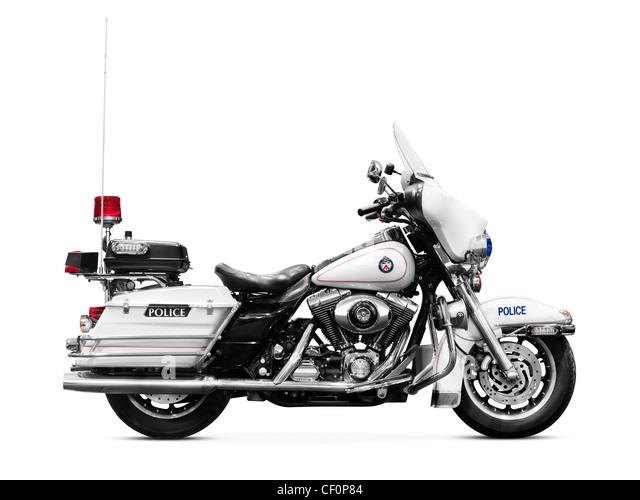Motorbike Cutout Stock Photos & Motorbike Cutout Stock