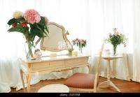 Dressing Table Mirror Stock Photos & Dressing Table Mirror ...