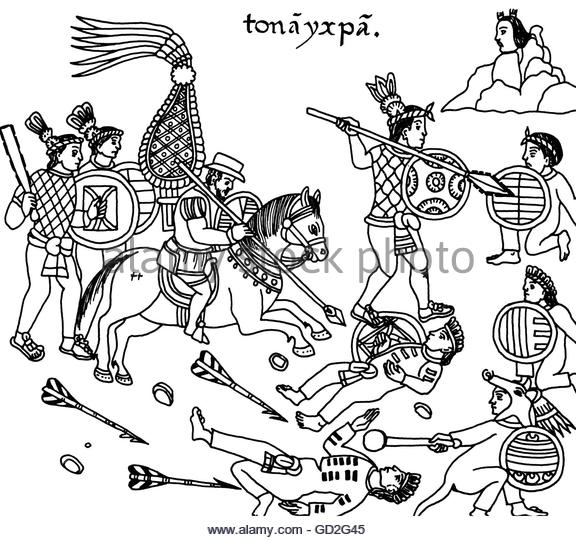 Spanish Conquest Stock Photos & Spanish Conquest Stock