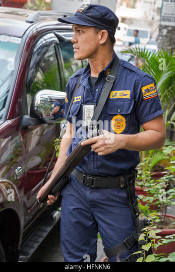 Armed Security Guard Stock Photos  Armed Security Guard Stock Images  Alamy