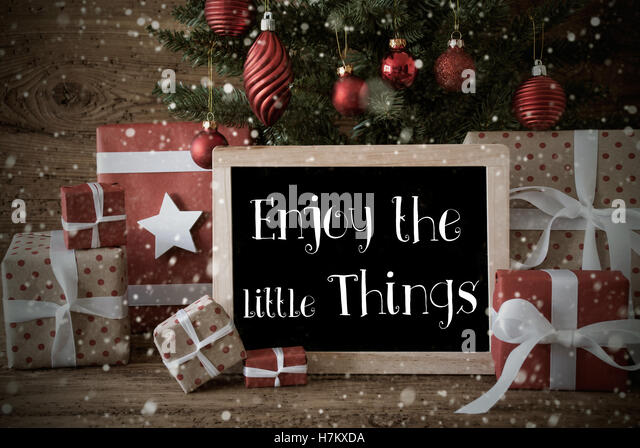 Image result for christmas quote little things