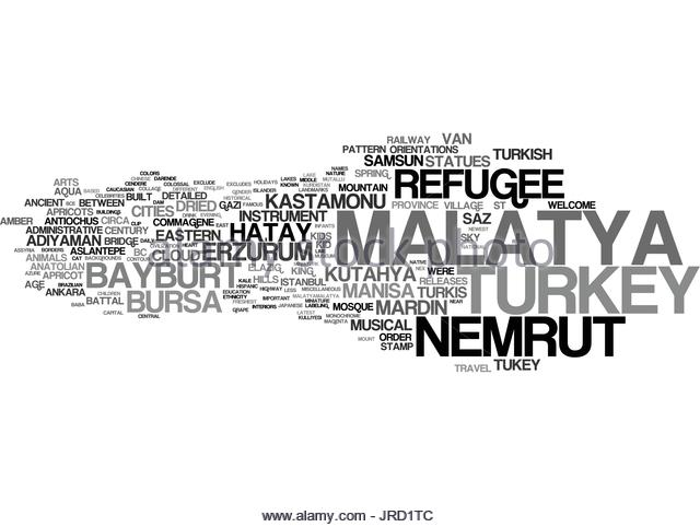 Refugee Word Cloud Stock Photos & Refugee Word Cloud Stock