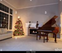 Grand Piano In Living Room Stock Photos & Grand Piano In ...