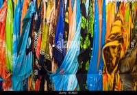 Colourful Scarves Stock Photos & Colourful Scarves Stock ...