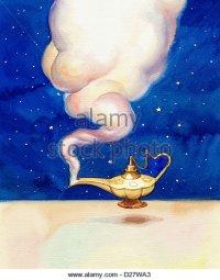 Aladdin Lamp Stock Photos & Aladdin Lamp Stock Images
