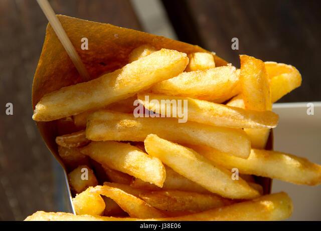 Mega Potato French Fries