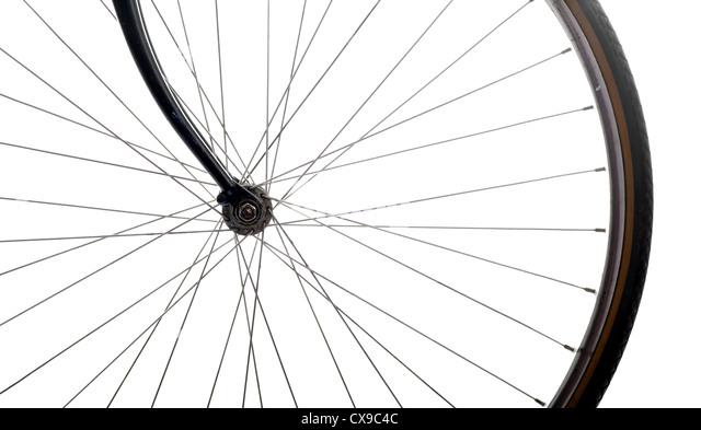 Vintage Spoke Wheel Stock Photos & Vintage Spoke Wheel