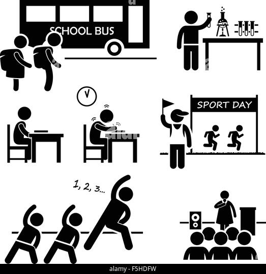 Sport Science Lesson Stock Photos & Sport Science Lesson