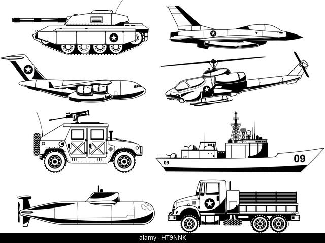 Military Helicopter Black and White Stock Photos & Images