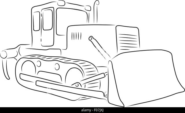 Bulldozer Cab Stock Photos & Bulldozer Cab Stock Images