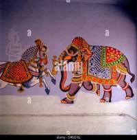 Rajasthani Art Stock Photos & Rajasthani Art Stock Images ...