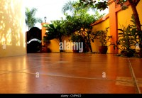 Tiled Patio Stock Photos & Tiled Patio Stock Images - Alamy