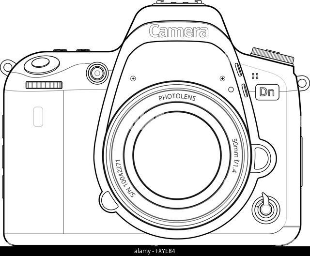 Canon Fd Camera Lens