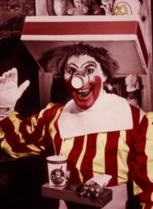 Ronald McDonald costume gets modern makeover again  L7 World