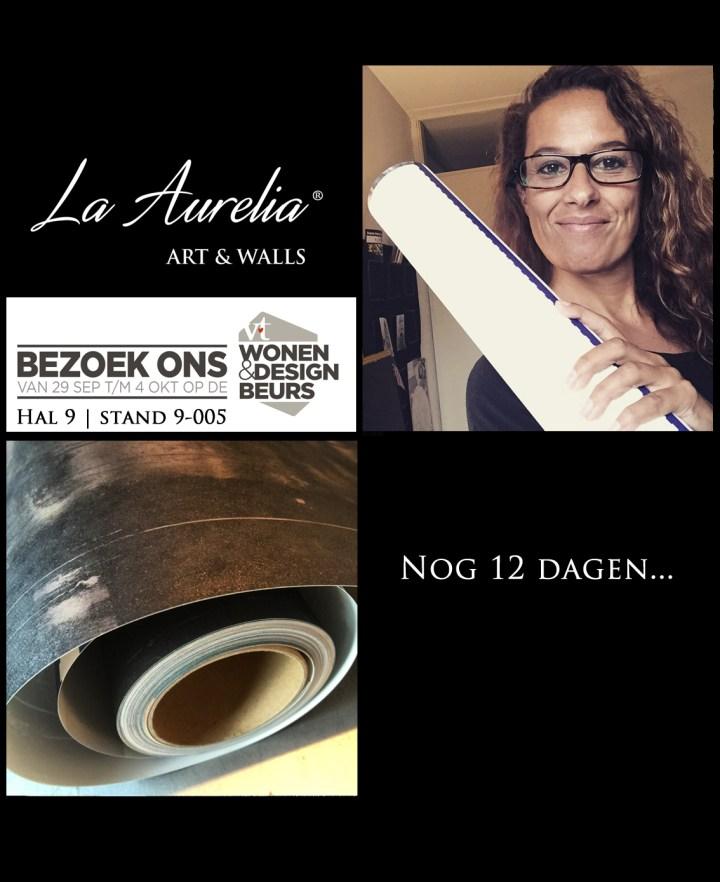 Pre-launch La Aurelia VT Wonen en Design beurs 2015!