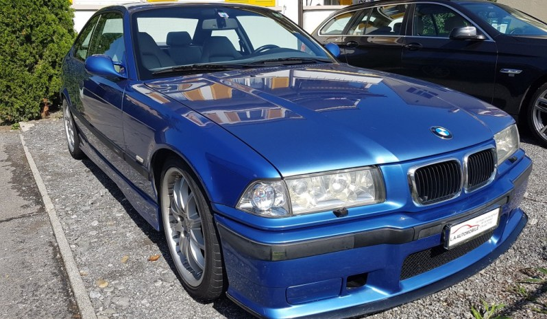 BMW M3 Coupé full