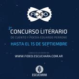 II Concurso Literario de Cuento y Poesía Eduardo Perrone – Colectivo esCuchara (Argentina)