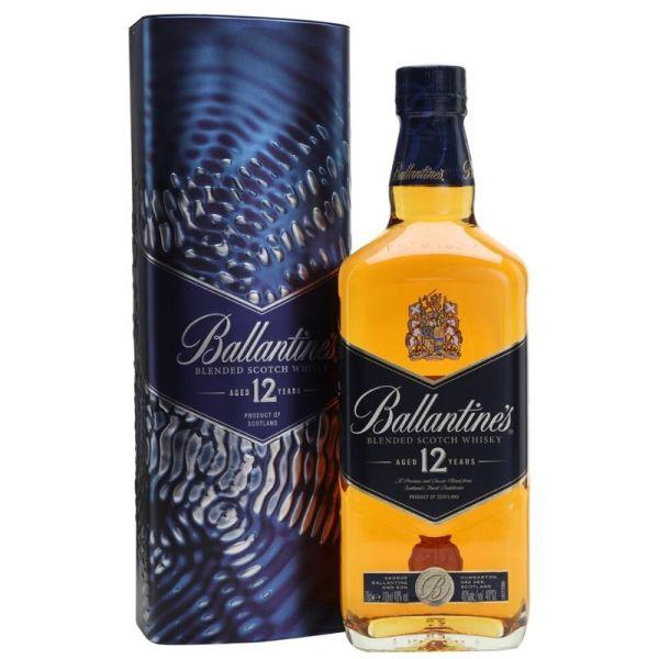 whisky ballantines 12