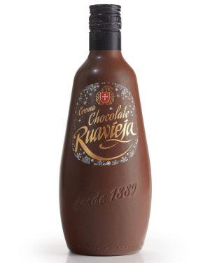 crema de chocolate ruavieja