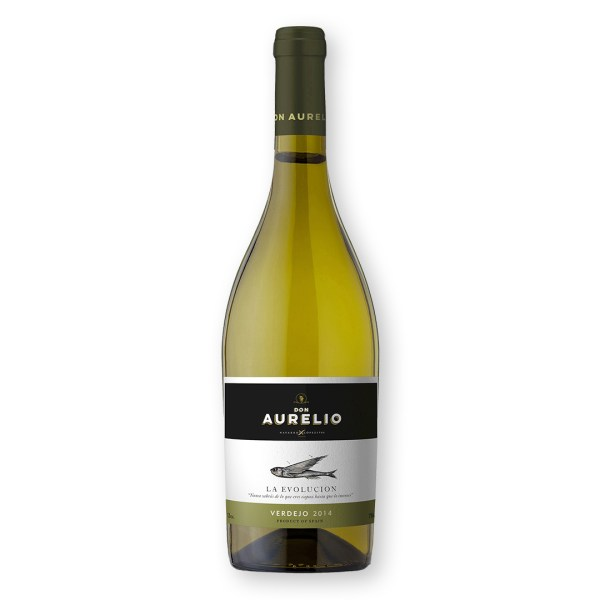 vino verdejo don aurelio