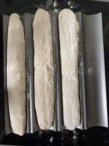 plaque à baguettes
