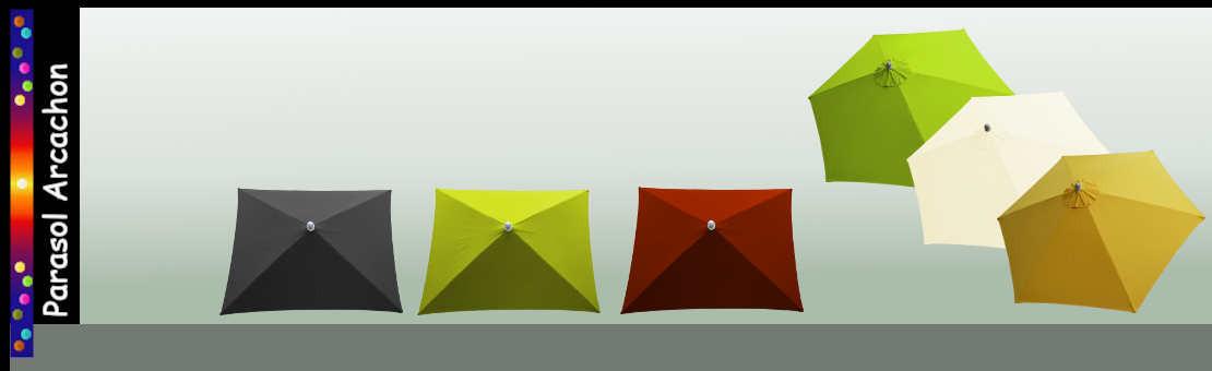 votre parasol le choix des couleurs