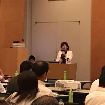 日本ペイント様で「色と心理」の講演をさせていただきました