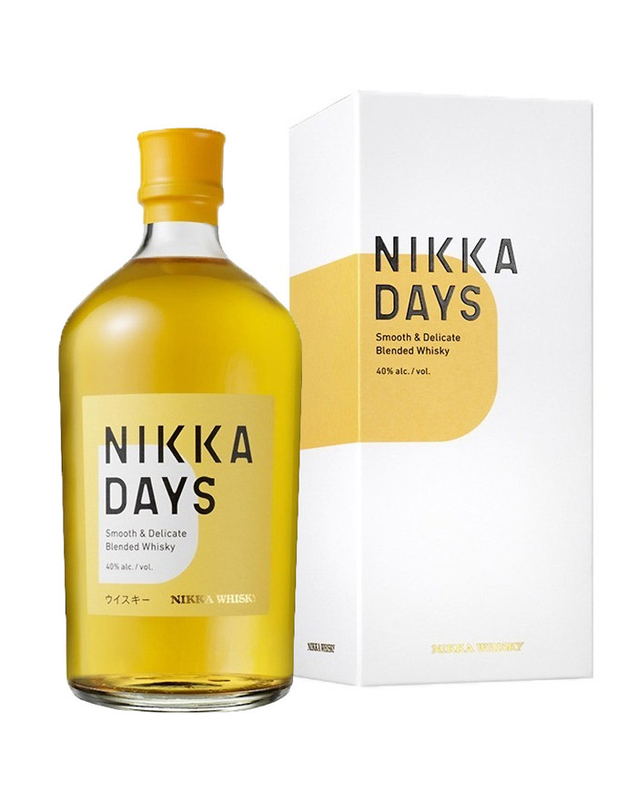 Vente de whisky Nikka Days 70cl