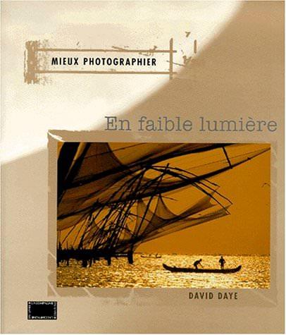 Jaquette de livre de photographie