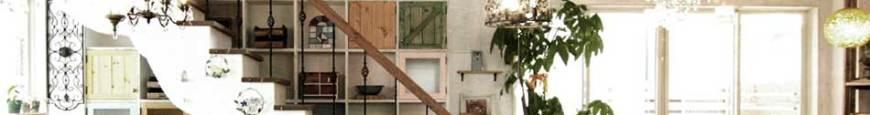 プロバンス風手作り家具とインテリア雑貨、アンティーク、サーファーズ・ハウスのインテリアのお店、ラ シュエット