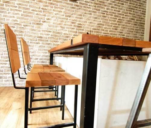 サーファーズハウスダイニングテーブルセット