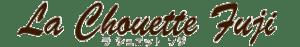 プロバンス風手作り家具とインテリア雑貨、アンティーク、サーファーズ・ハウスのインテリアのお店、ラ シュエット フジLa Chouette Fuji Logo