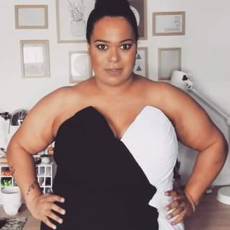 Anaïs Orsini, Youtubeuse grande taille et body positive