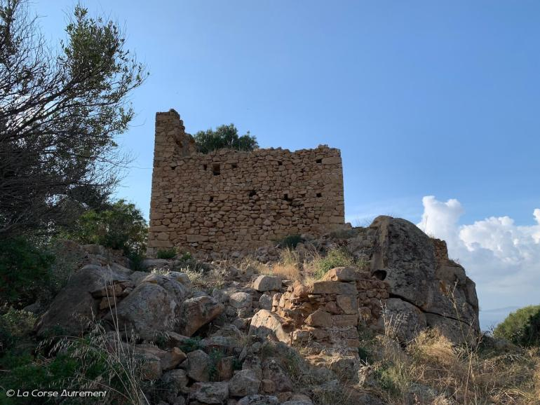 Maison fortifiée et tour de Capigliolo