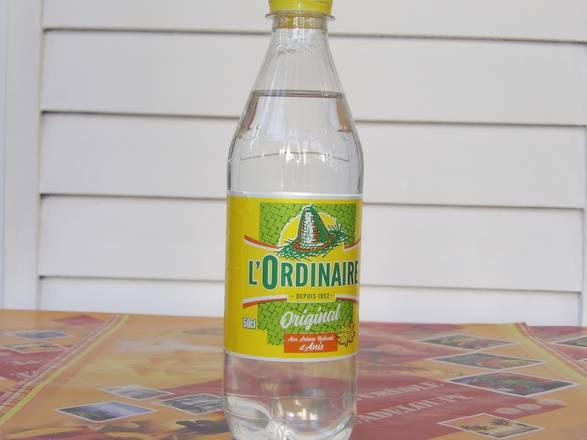 Limonade L'ordinaire 50 cl