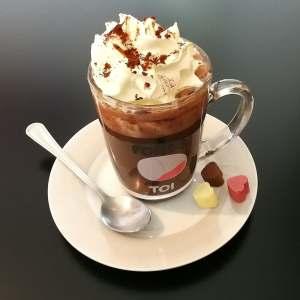 Chocolat viennois diététique