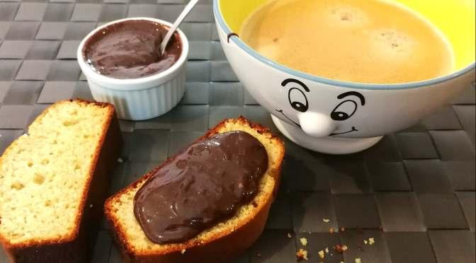 Pâte à tartiner diététique façon Nutella