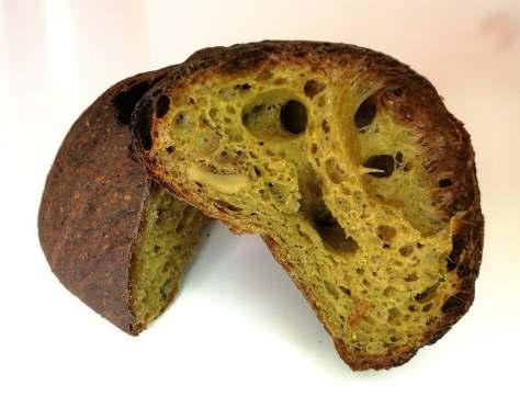 Petits pains à la courge et aux noix protéinés