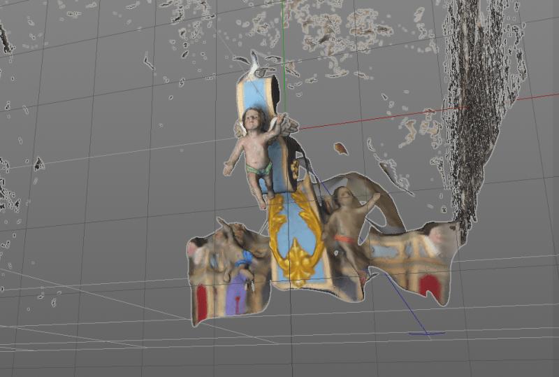 """Projection mapping: realizzando il modello 3D della """"U"""""""