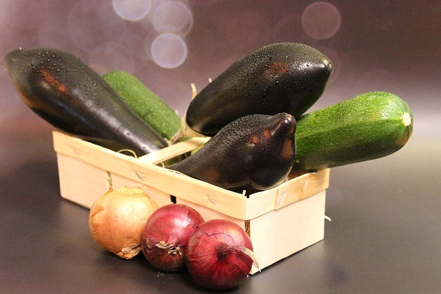 Eggplant Fruit Vegetables Healthy