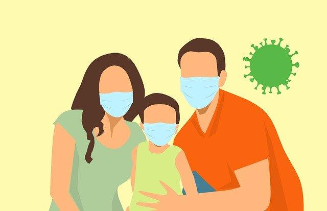 masque coronavirus covid19 - Mohamed Hassan - Pixabay