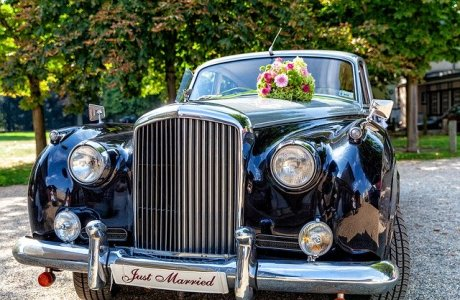Bentley Wedding Car Oldtimer