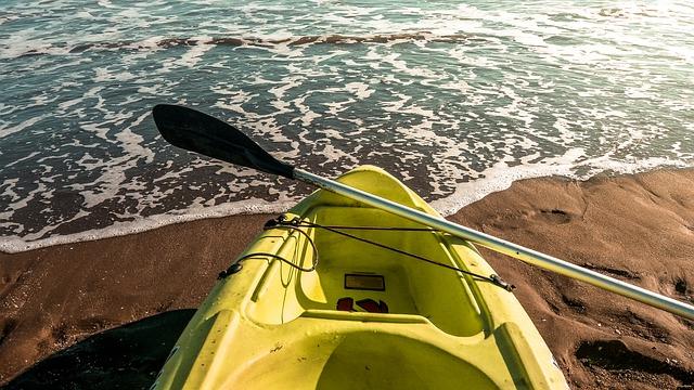 Kayak ouvert Sea Sand Ocean Leisure